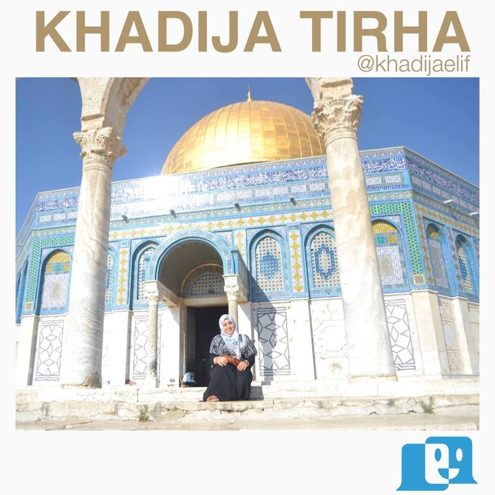 Ricordi palestinesi - con Khadija Tirha