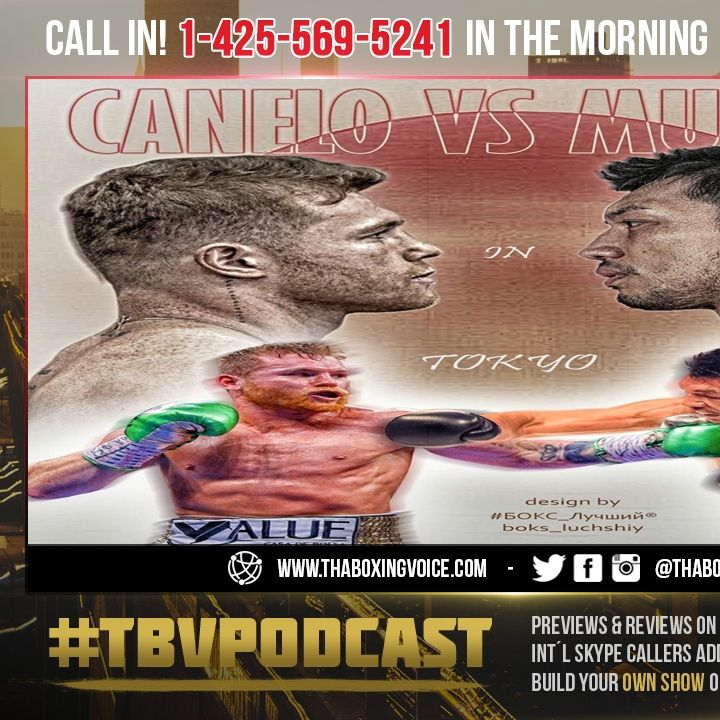 ☎️Sources Canelo Alvarez vs Ryota Murata🔥 A Done Deal❗️May 24th, a Sunday in Japan🤔Deal❗️🤔