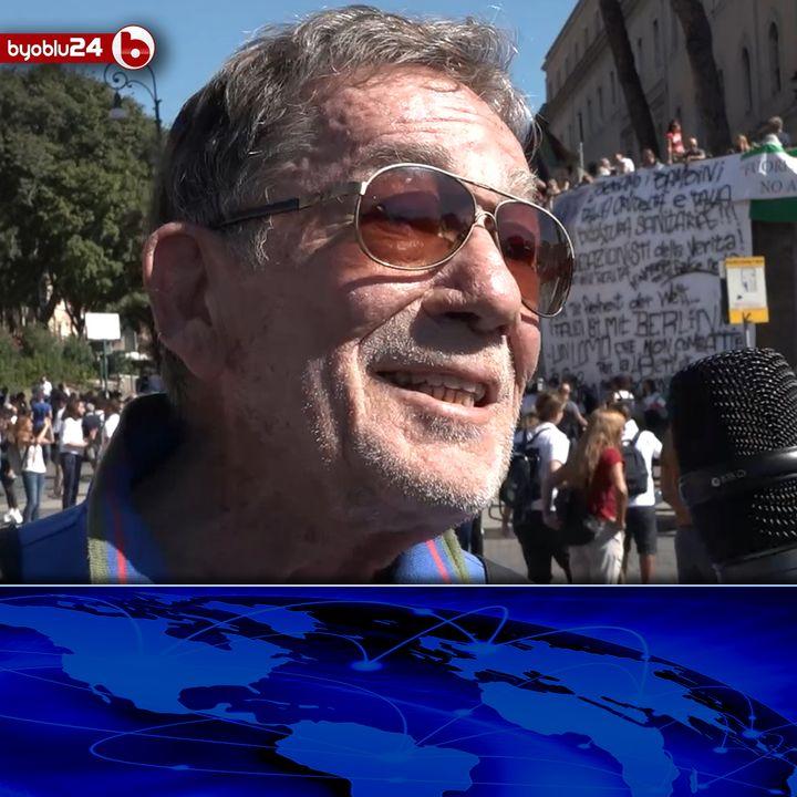 Dopo gli anziani ora se la prendono con i giovani - Fulvio Grimaldi, Roma 5/09 #NonToccateIBambini