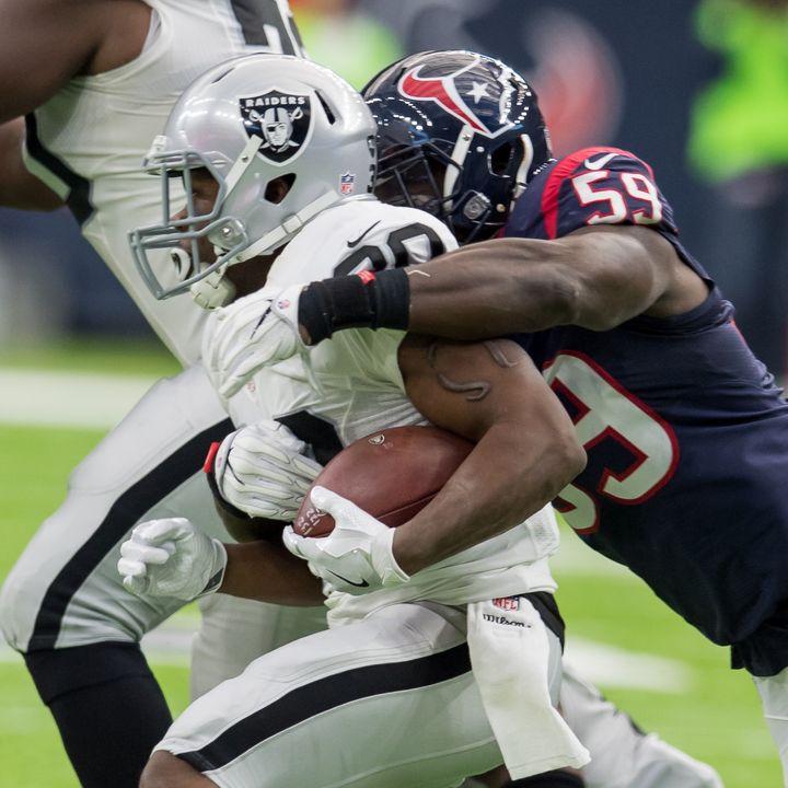NFL Houston Texans vs Oakland Raiders