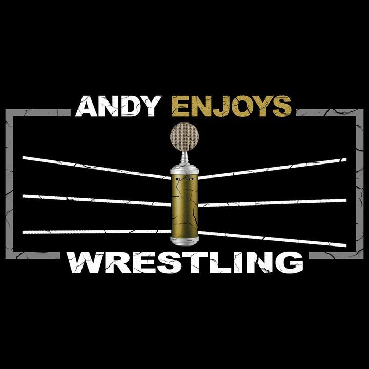 Andy Enjoys Wrestling