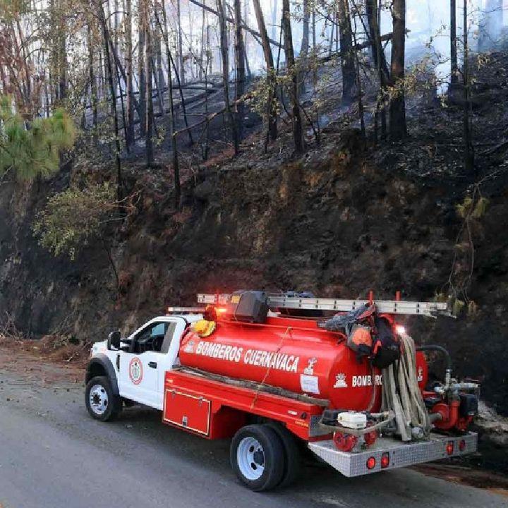 Reportan 75 incendios activos en 16 estados