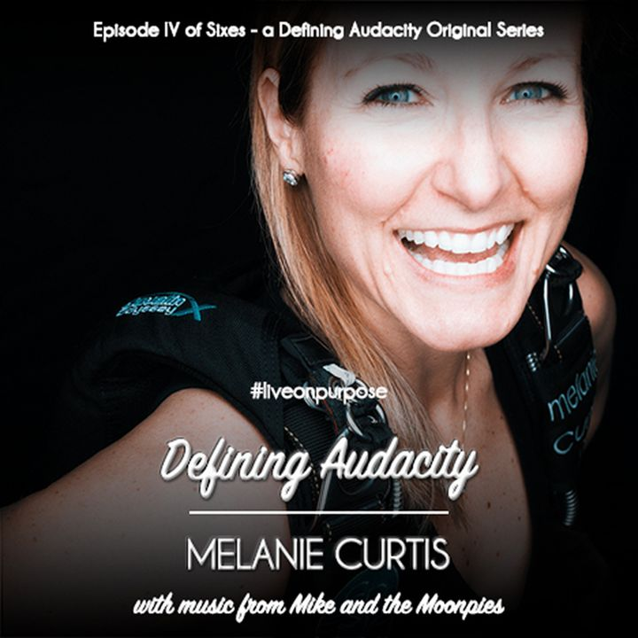 Episode 136: Flying High (Life Coach Melanie Curtis)