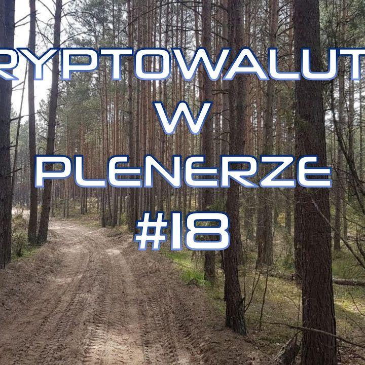 Z kryptowalutami w plenerze #18 | 25.05.2021 | A co jeśli to koniec bańki na Bitcoinie i kryptowalutach? Co robić?