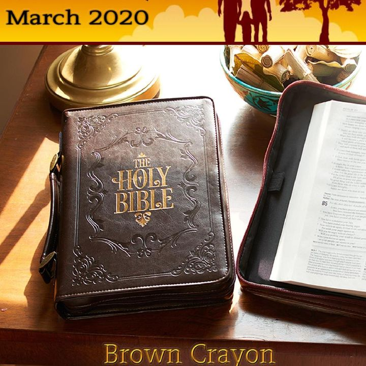 Bible Study The Uplifting Word - March 2020