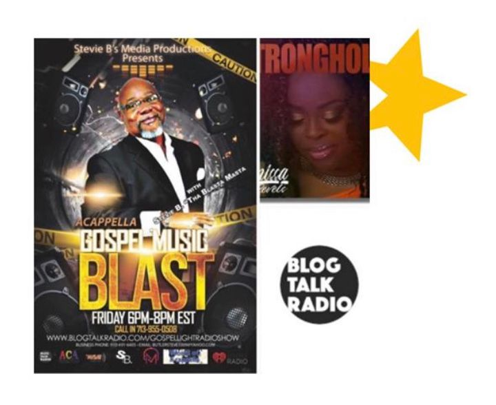 (Episode 38) - Stevie B. A Cappella Gospel Music Blast