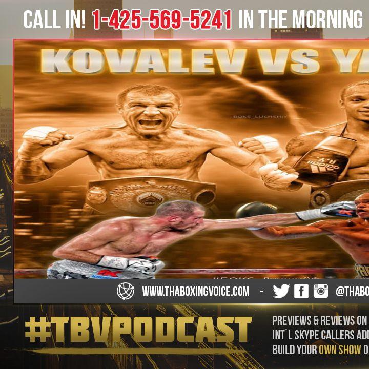 ☎️ Anthony Yarde vs Sergey Kovalev Ordered by WBO. Yarde Big Step Up💯🔥