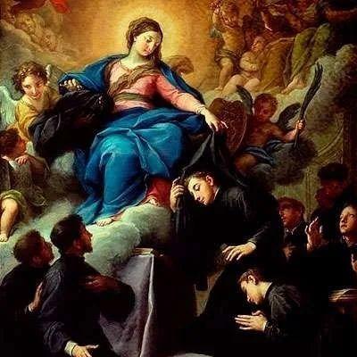 Miércoles de Ceniza.  Siete Santos Fundadores de los Siervos de María