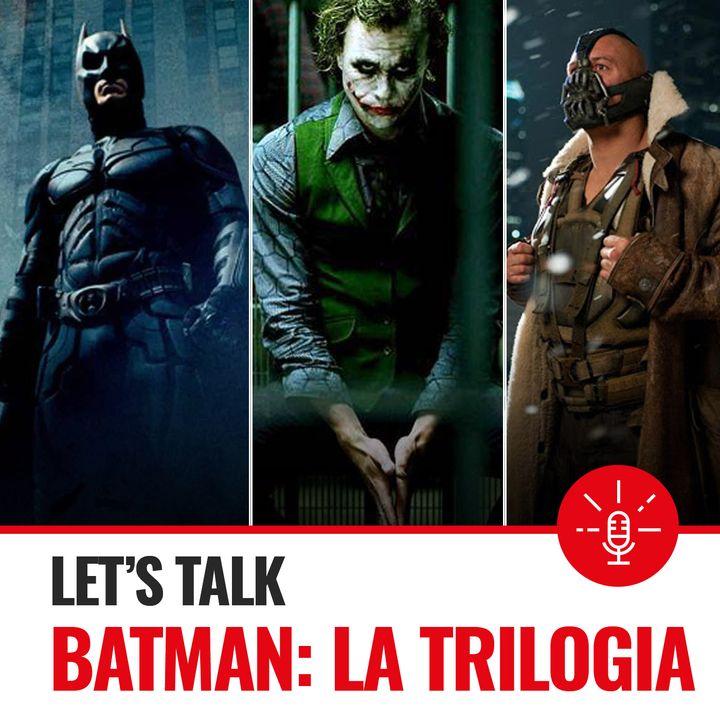 Ep. 01 Trilogia Batman-C.Nolan-Parte 2