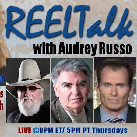 REELTalk: Country Music Icon Charlie Daniels, bestselling author Michael Walsh of The Pipeline and Maj. Fred Galvin