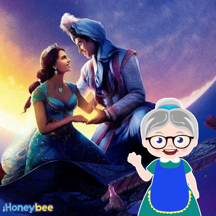 Aladdin - Sleep Story (Mrs.)