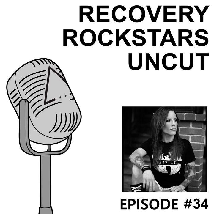 Episode 34- Jen Elizabeth is one bad ass hope dealer