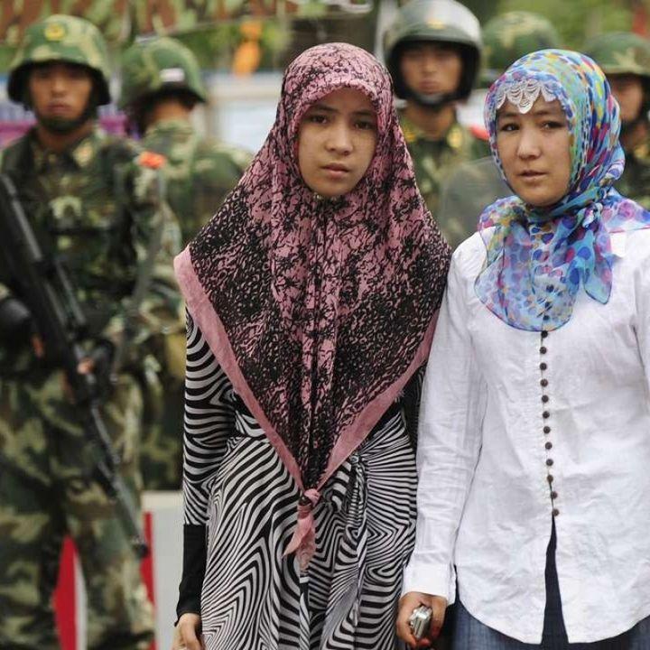 La cultura cinese odia l'Islam?