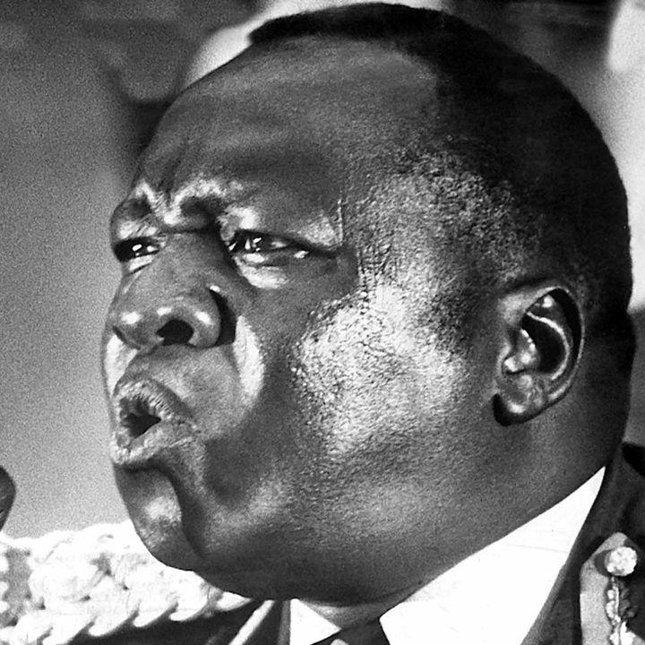 Putsch Idi Amin, Uganda (am 25.01.1971)