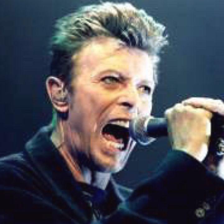 David Bowie Rock Star