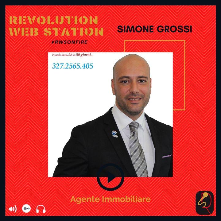 INTERVISTA SIMONE GROSSI - AGENTE IMMOBILIARE