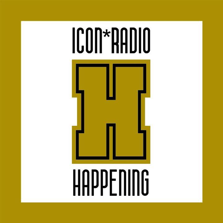 Icon* Radio Happening - Immagini e design. Puntata del 02 Marzo 2021