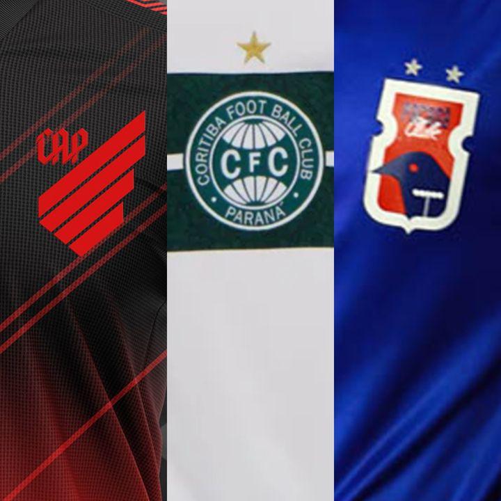 DE LETRA #58: Sou Athletico, sou Coritiba e sou Paraná!
