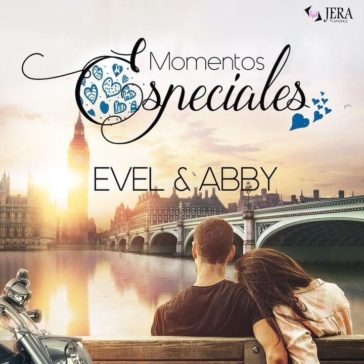 Momentos Especiales - Evel & Abby. Tercera pareja invitada.