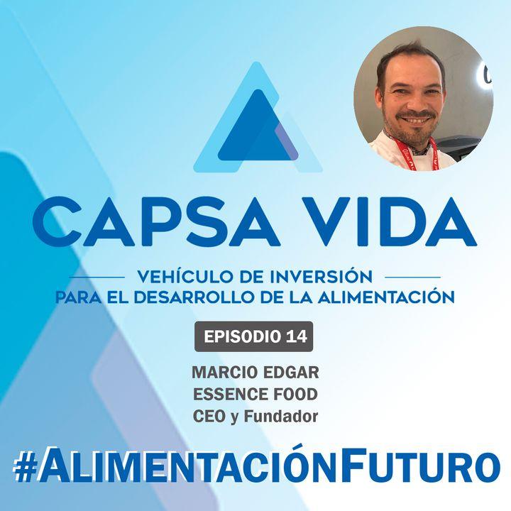 EPISODIO 14. Marcio Edgar, CEO y Fundador de ESSENCE FOOD