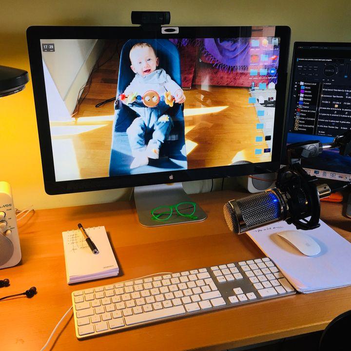 2 .- Taller de productividad. Cómo preparar tu estudio (pa trabajar con calma)