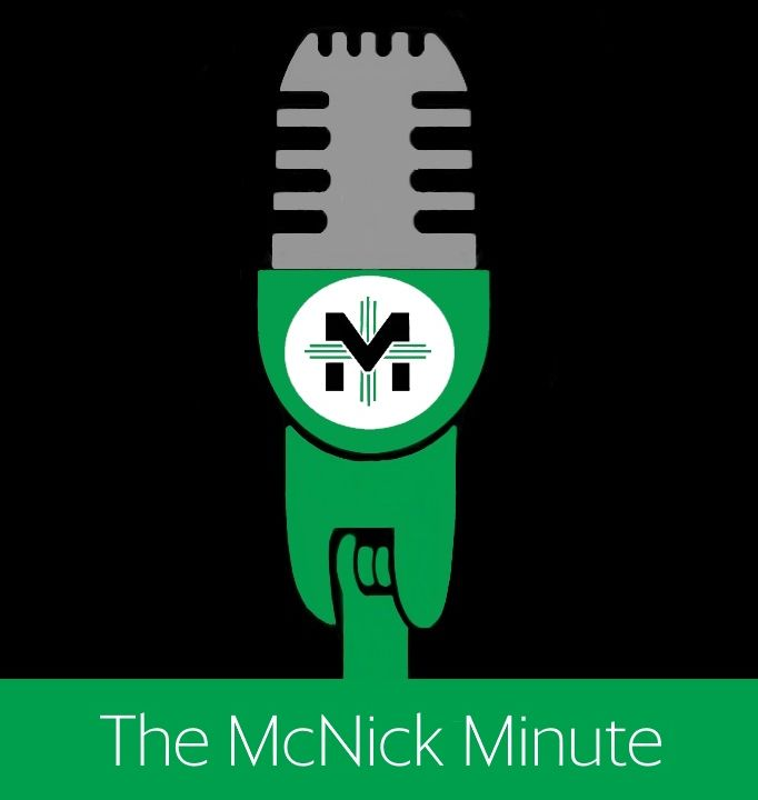The McNick Minute 1/15/2020