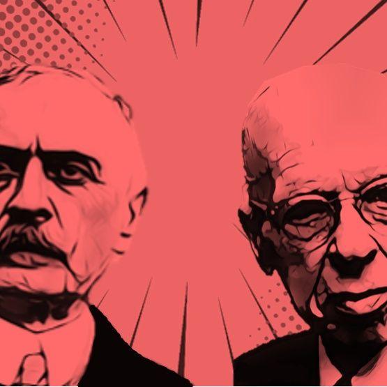 Heroes of Progress Part 4 | Karl Landsteiner and Richard Lewisohn