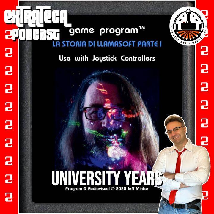 EXTRA part 2 - JEFF MINTER University Years