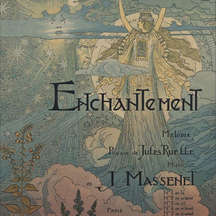 Gli spartiti illustrati dell'Art Nouveau