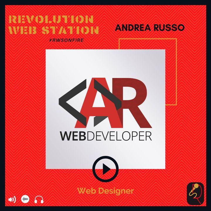 INTERVISTA ANDREA RUSSO - WEB DESIGNER