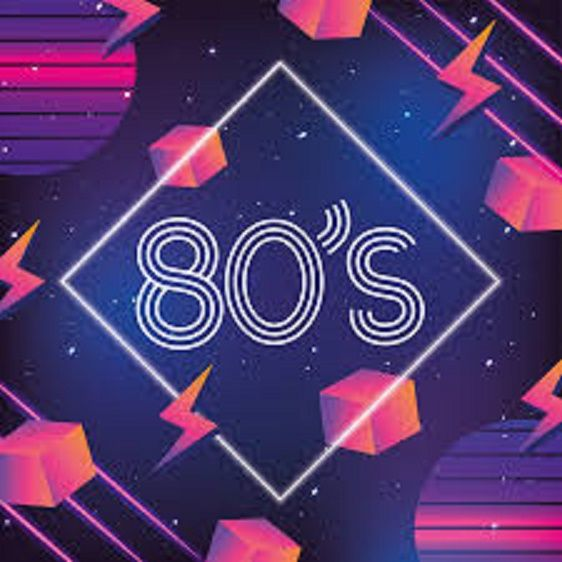 Electronic 80's 10th April 2021