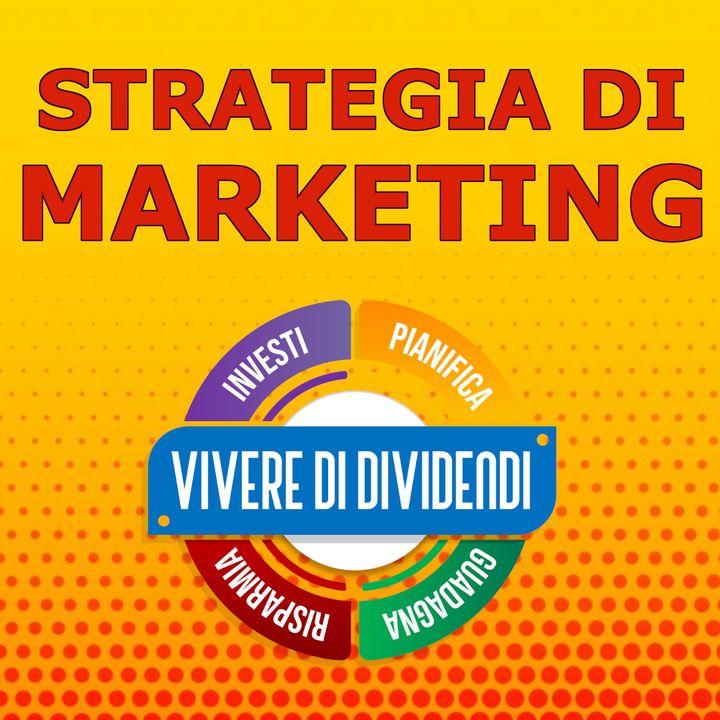 Business Plan Lezione 5 Strategia di Marketing