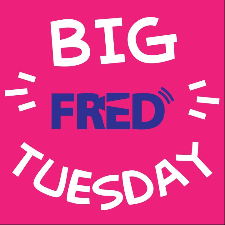 Big FRED Tuesday – Weekly Show – 6th April 2021