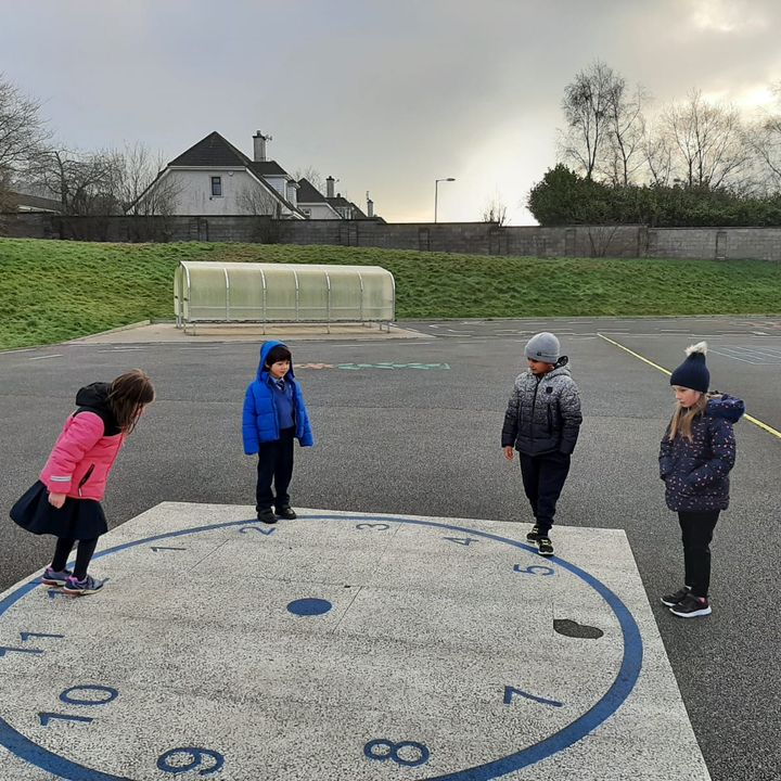 The voices of returning schoolchildren in Waterford