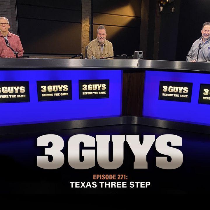Texas Three Step with Tony Caridi, Brad Howe and Hoppy Kercheval