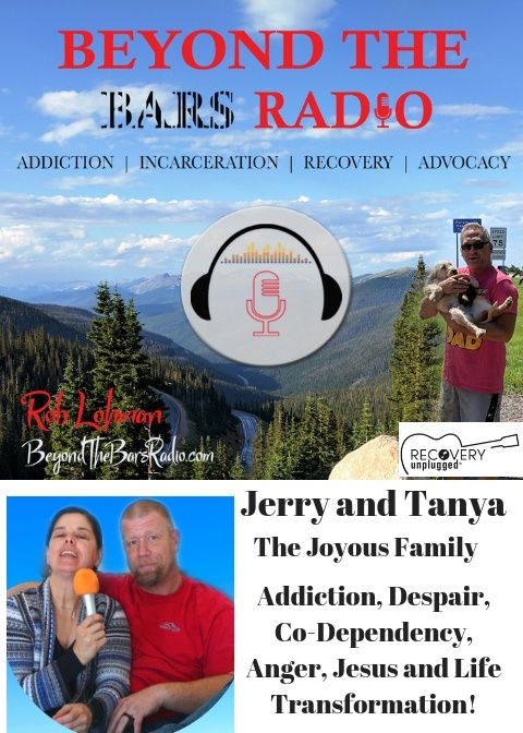 """The """"Other Shoe Did Drop"""" : Addiction, Police, a 23-Month Martial Separation:  Tanya and Jerry Gioia"""