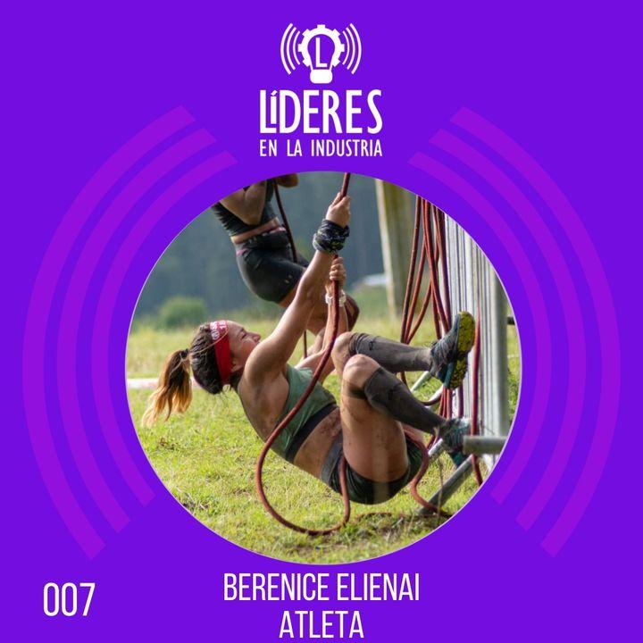 007 Berenice Elienai G– Amor por el deporte – Entrenador físico y de tiro con arco