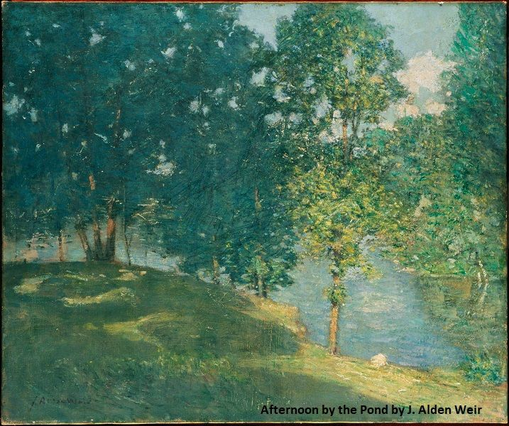 American Impressionism & Weir Farm NHS - Victoria Chick and Kristin Lessard on Big Blend Radio