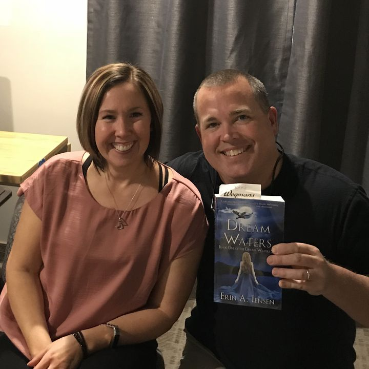 Episode 13: Chasing Your Dreams with Erin A. Jensen