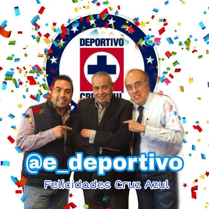 Felicidades Cruz Azul, son Campeones,  Espacio Deportivo de la Tarde 31 de Mayo 2021