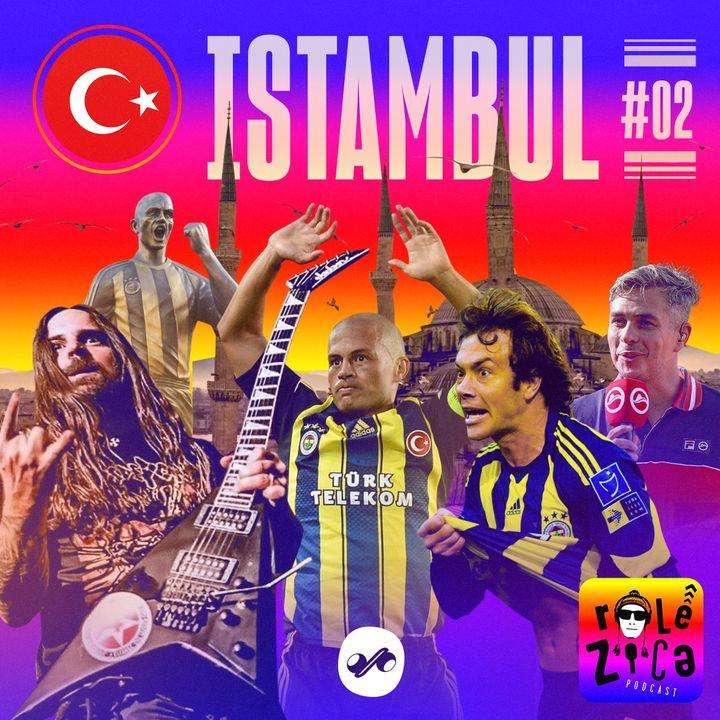Istambul: entre as rezas e um show do Sepultura