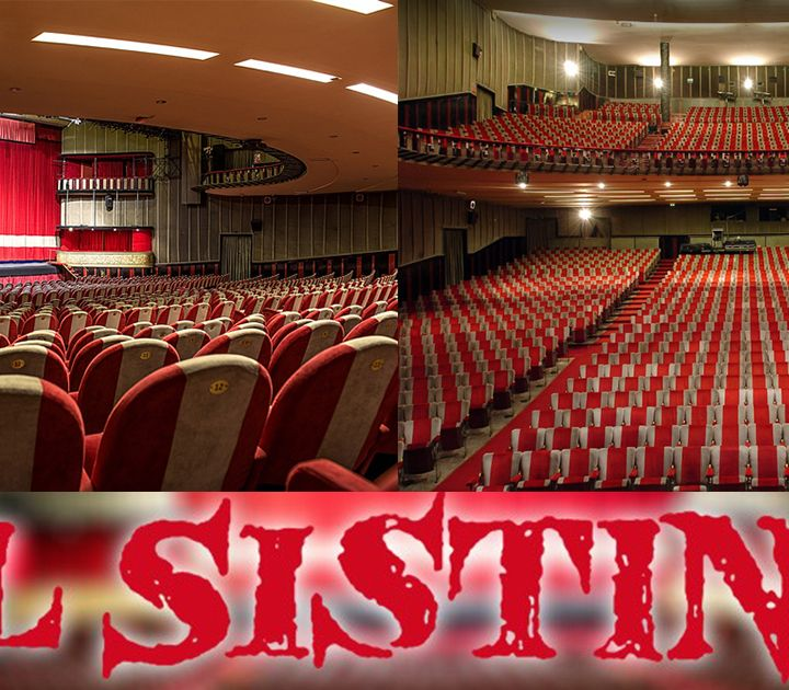 """Il Teatro Sistina storia e curiosità del """"teatro dei romani"""""""