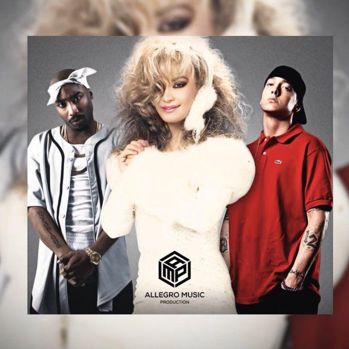 Allegro & Bergen FT.TupacShakur & Eminem - Benim İçin Üzülme