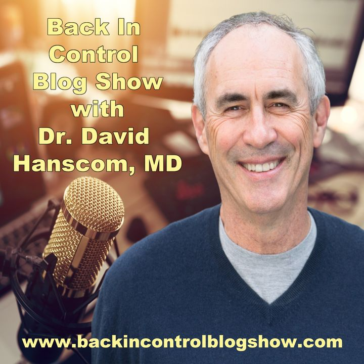 BICBS: Dr. David Hanscom - Am I Operating on Your Pain or Anxiety?