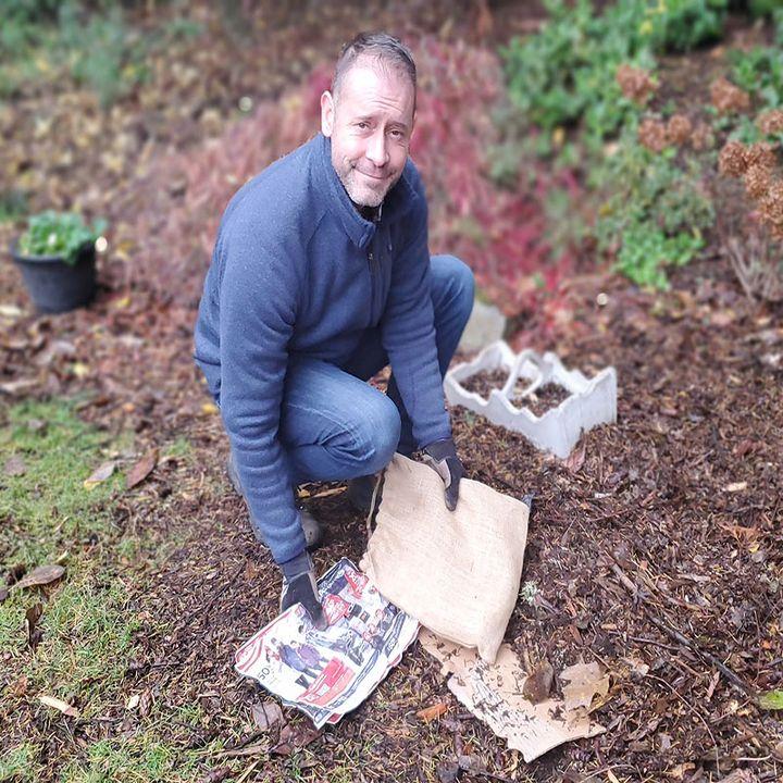 What is Sheet Mulching? - DIY Garden Minute Ep.173
