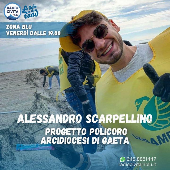 Tutto è connesso, intervista ad Alessandro Scarpellino del Policoro
