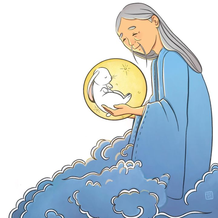 Unidad 1. Mitos y Leyendas. El conejo en la luna: una historia japonesa