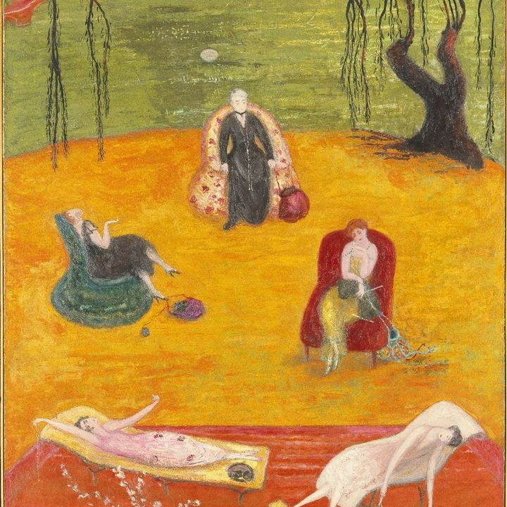 Episode 67: Florine Stettheimer: Confectionery Paintings of a Closed World
