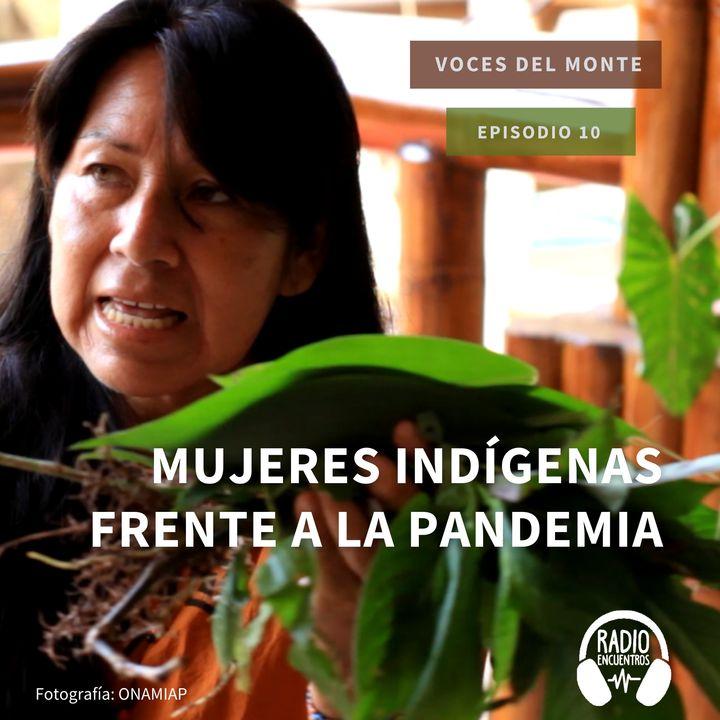 Mujeres indígenas del Perú frente a la pandemia