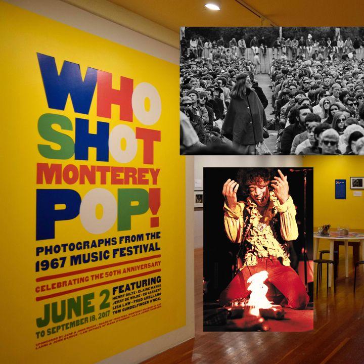 Who Shot Monterey Pop! Photographers Roundtable Podcast